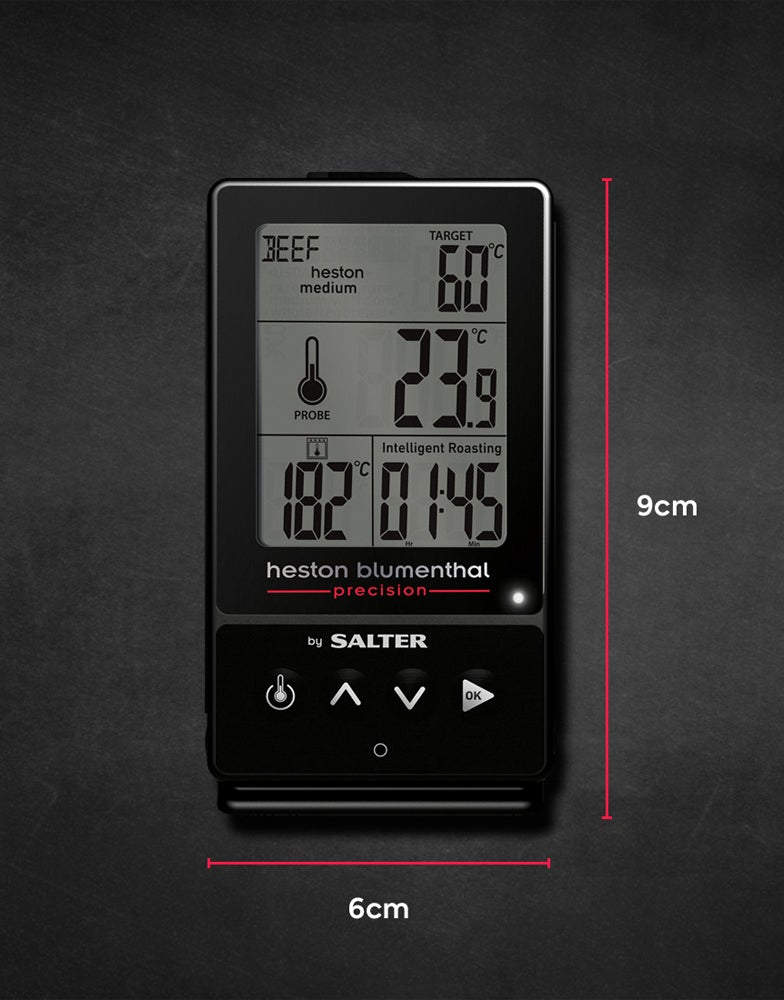Heston Blumenthal 5-in-1 Digital Cooking Thermometer