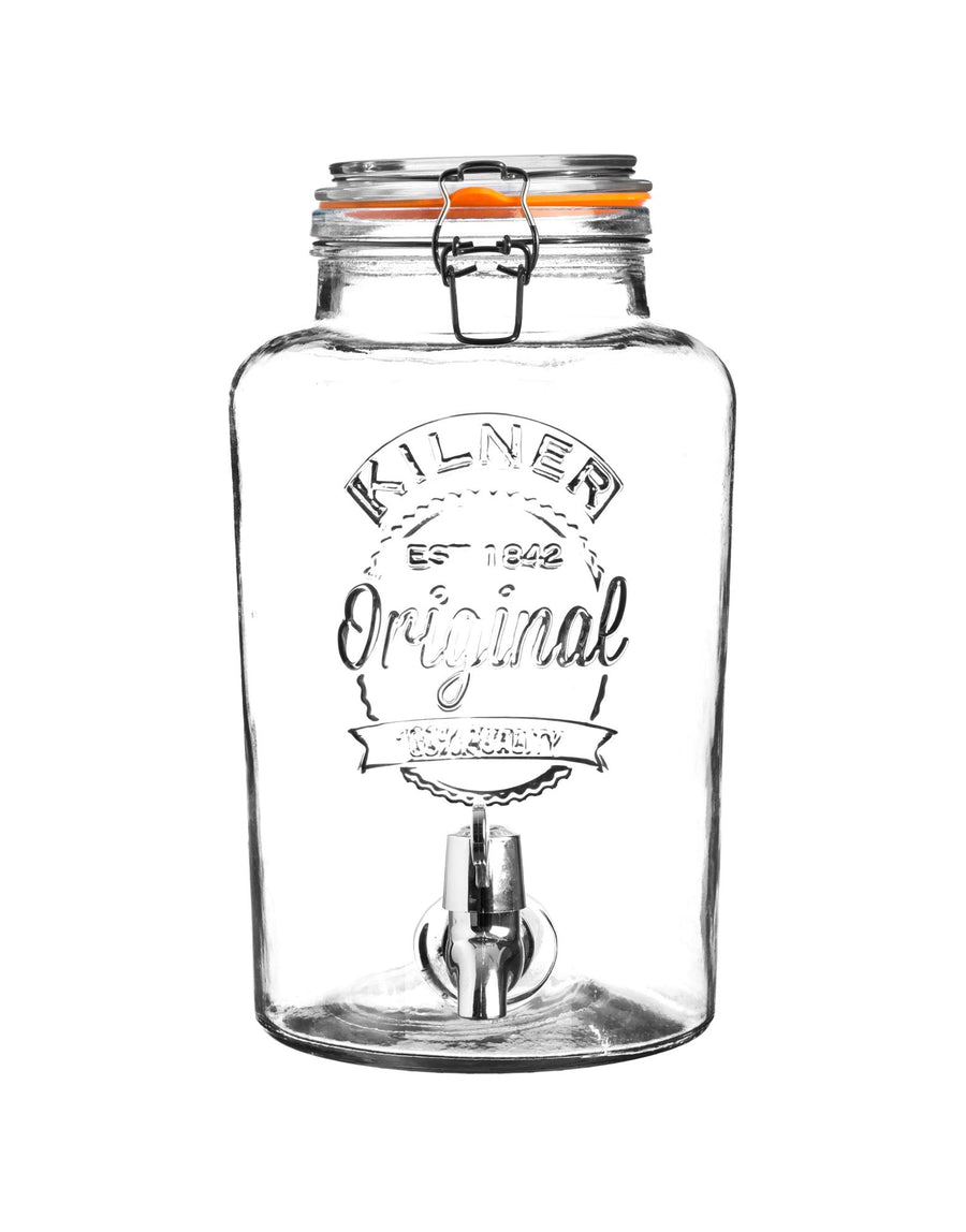 Kilner 8L Cliptop Drink Dispenser