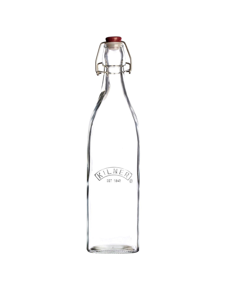 Kilner Clip Top Square Bottle