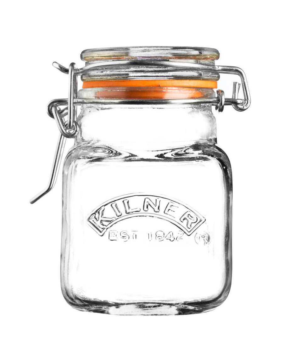 Kilner Square 70ml Spice Jar