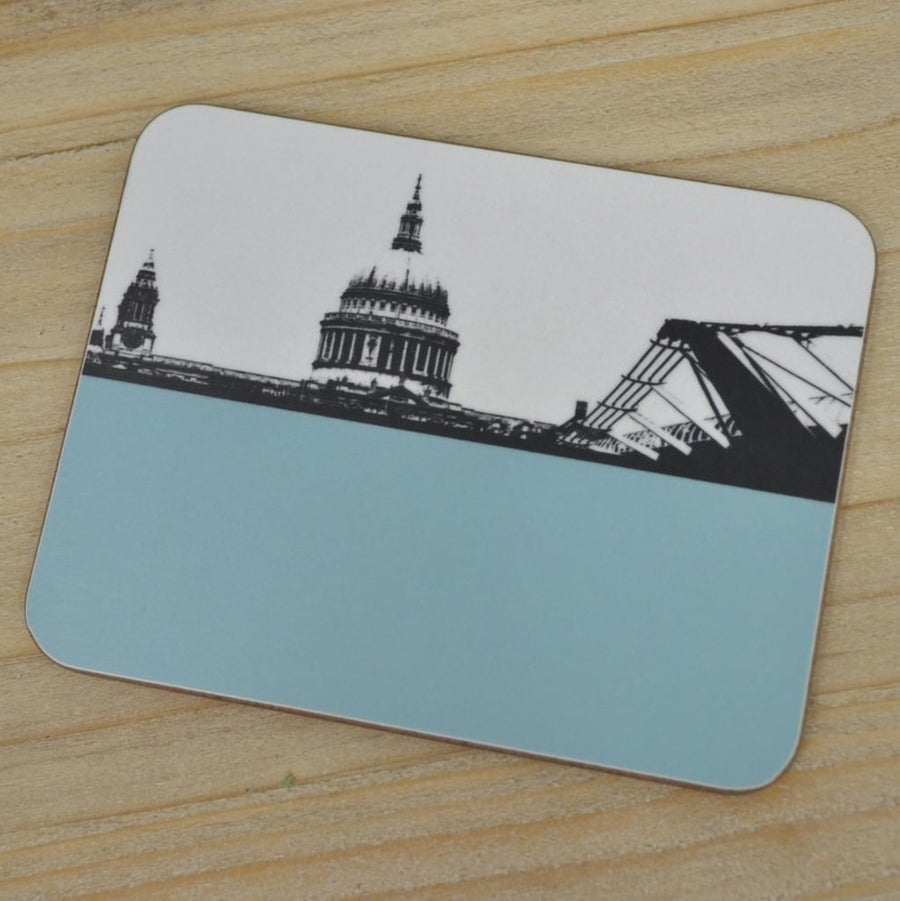 The Art Rooms Coaster St Pauls Cathedral