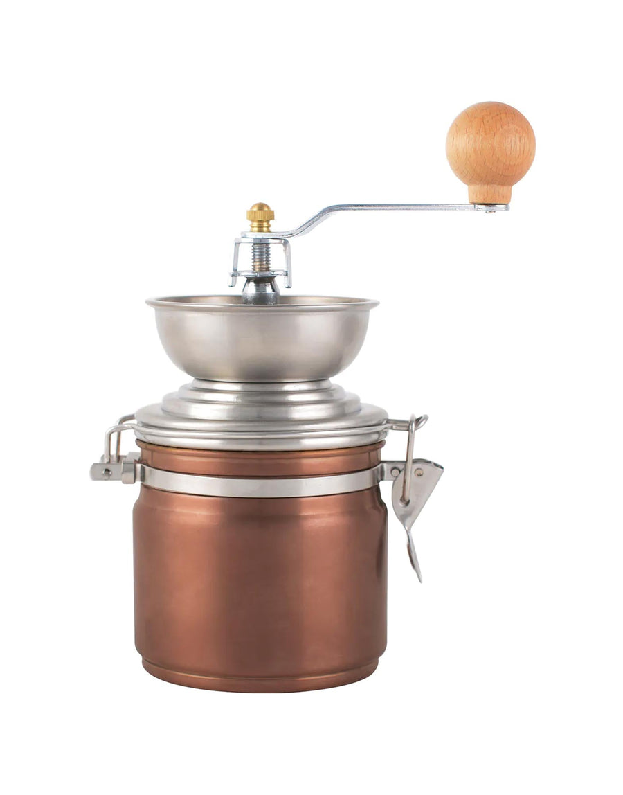 La Cafetiere Coffee Grinder Copper