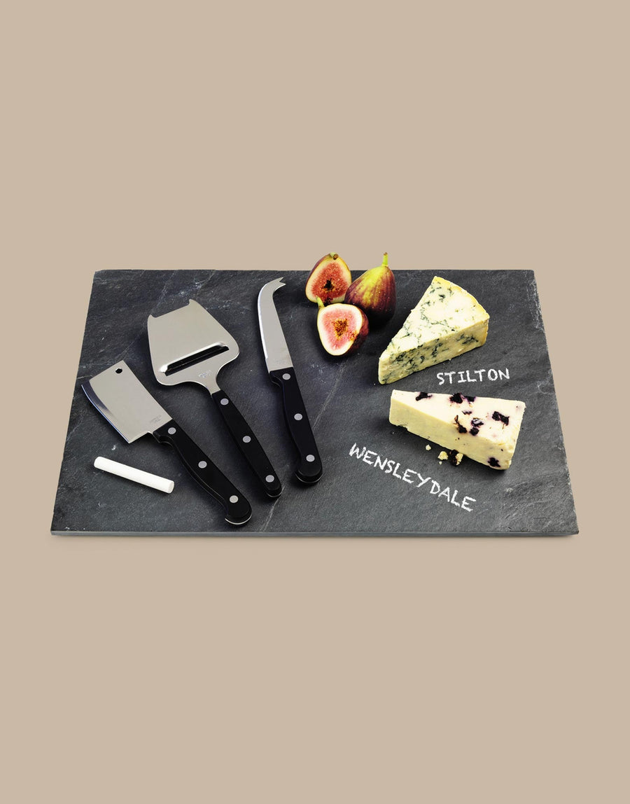 Large Cheese Board Set