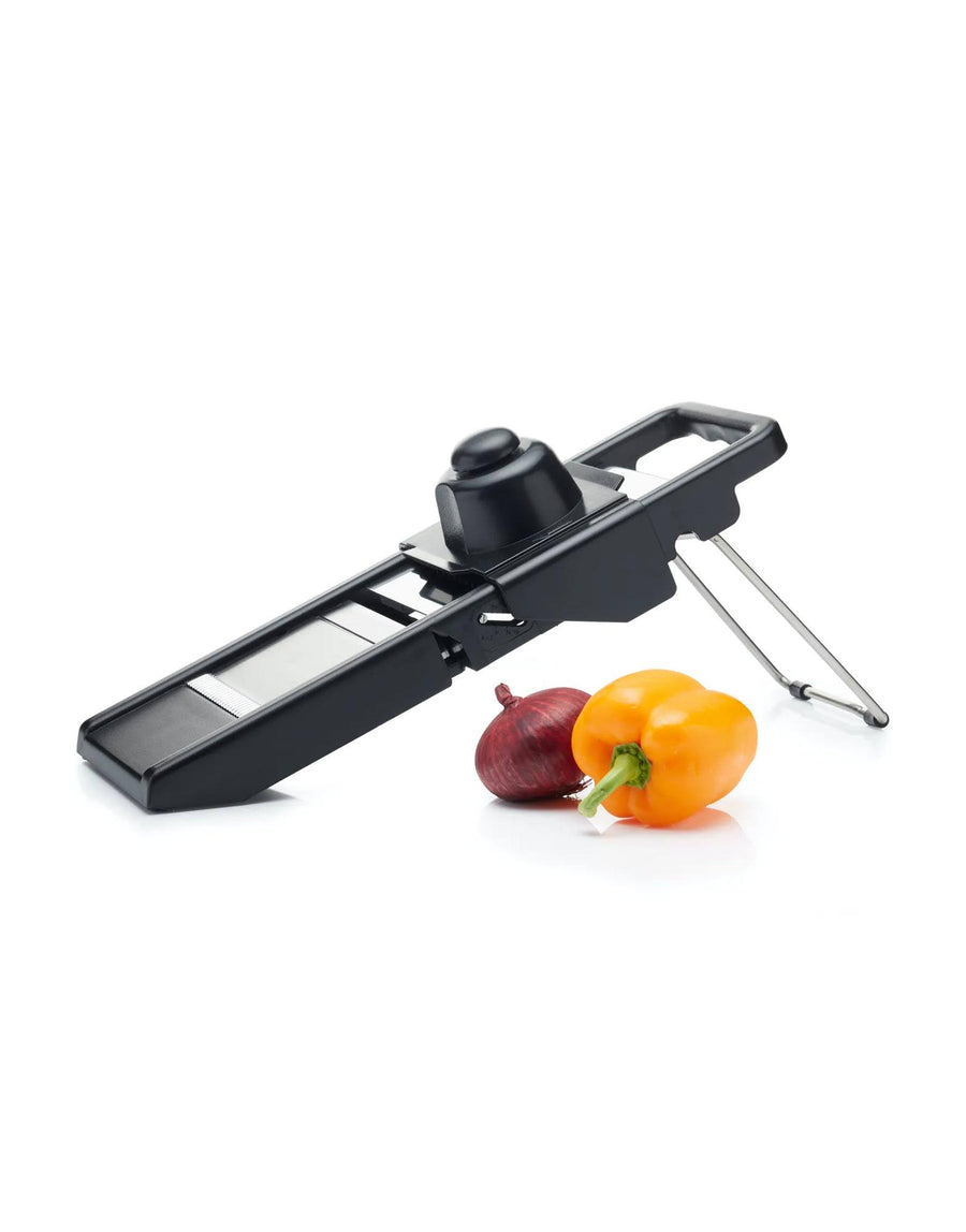 Mandoline Cutter With 3 Stainless Steel Blades