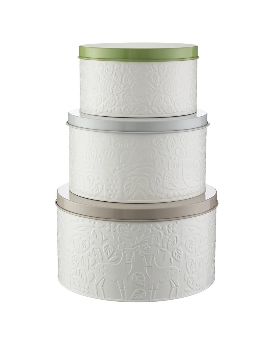 Mason Cash In The Forest Nesting Cake Tin Set of 3