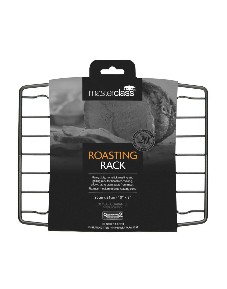 MasterClass Non-Stick Coated Heavy Duty Roasting Rack