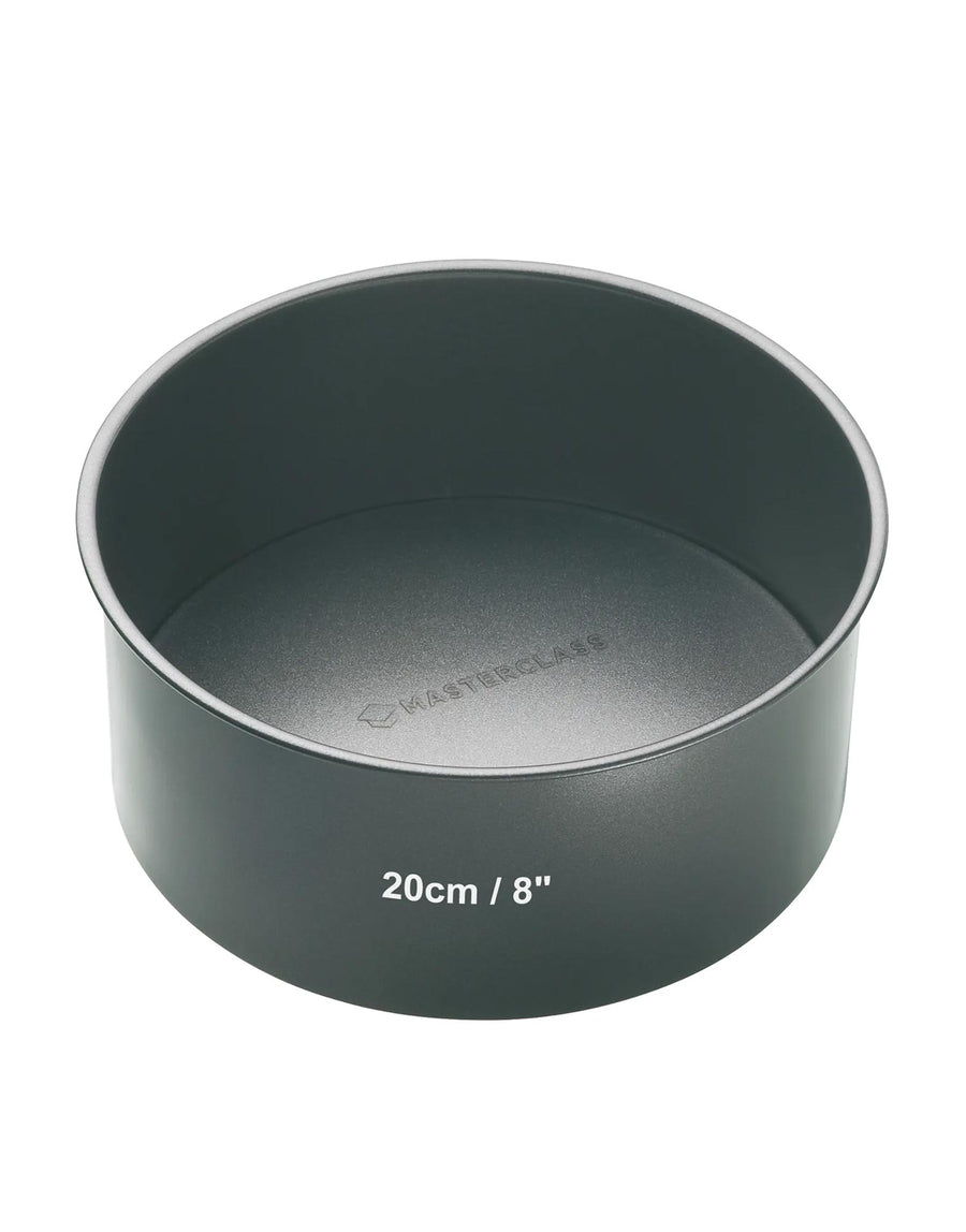 MasterClass Non-Stick Loose Base Deep Round Cake Pan