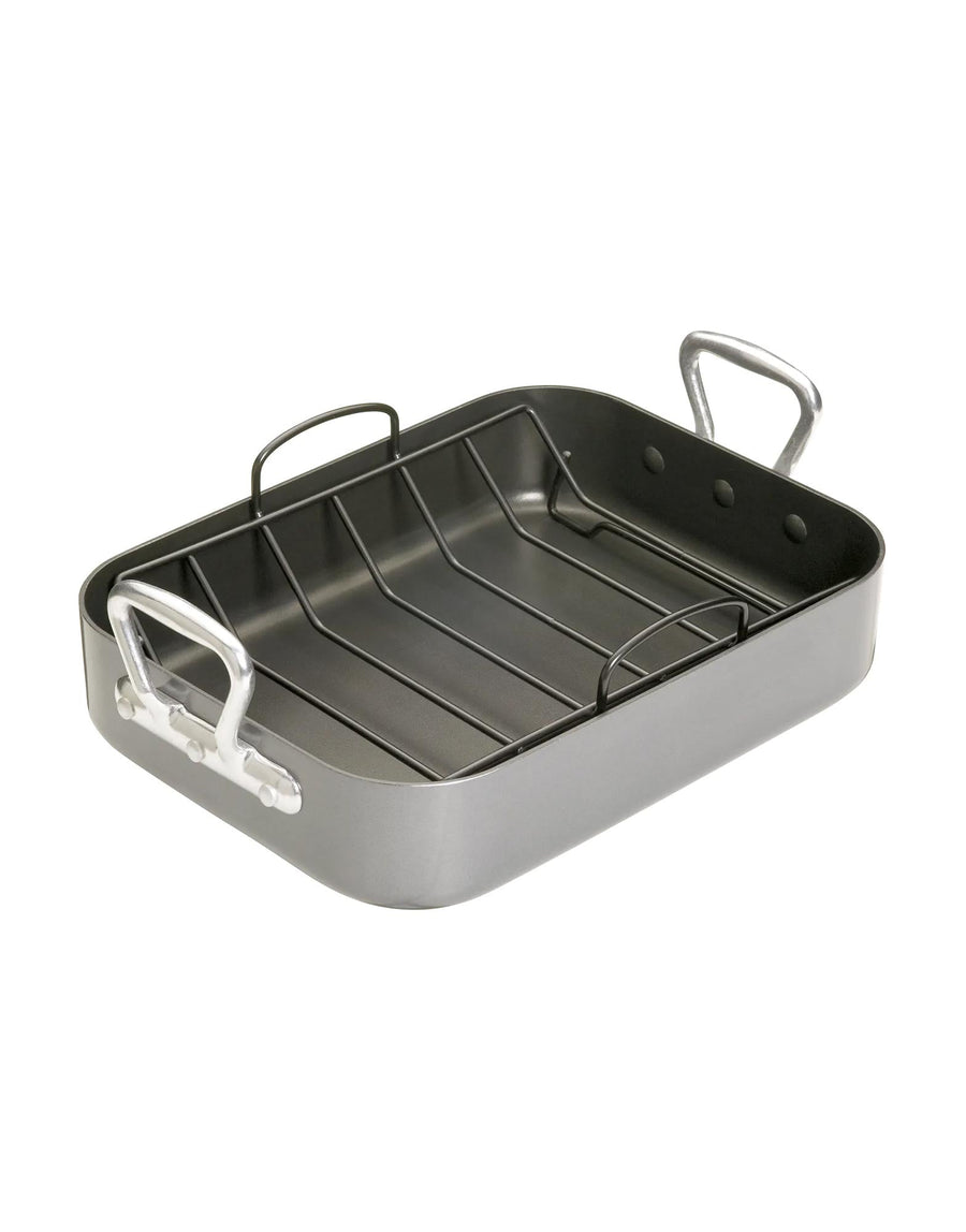 Heavy Gauge Non-Stick Roasting Pan with Handles