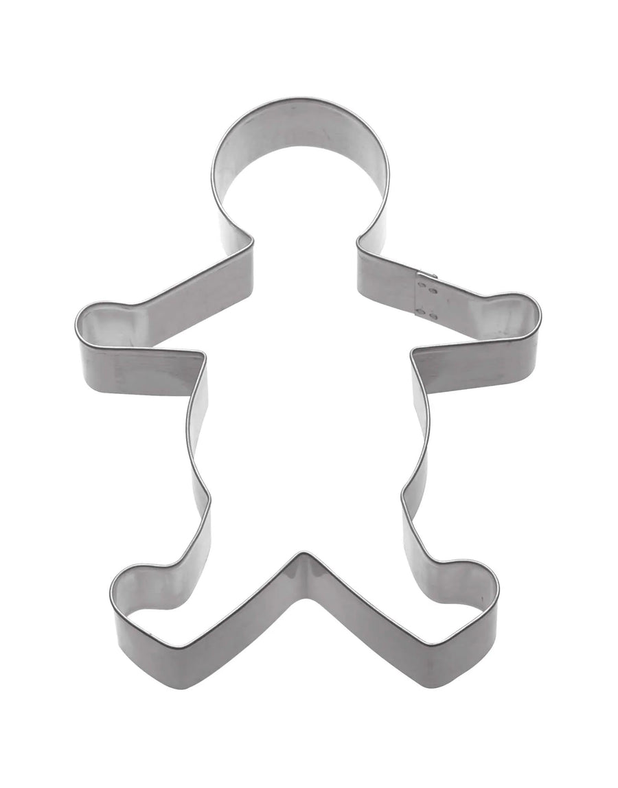 Metal Cookie Cutter - Gingerbread Man