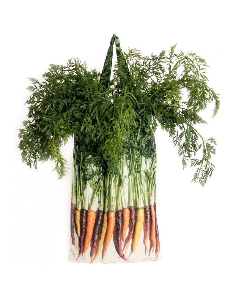 Maron Bouillie Multicoloured Carrots Bag