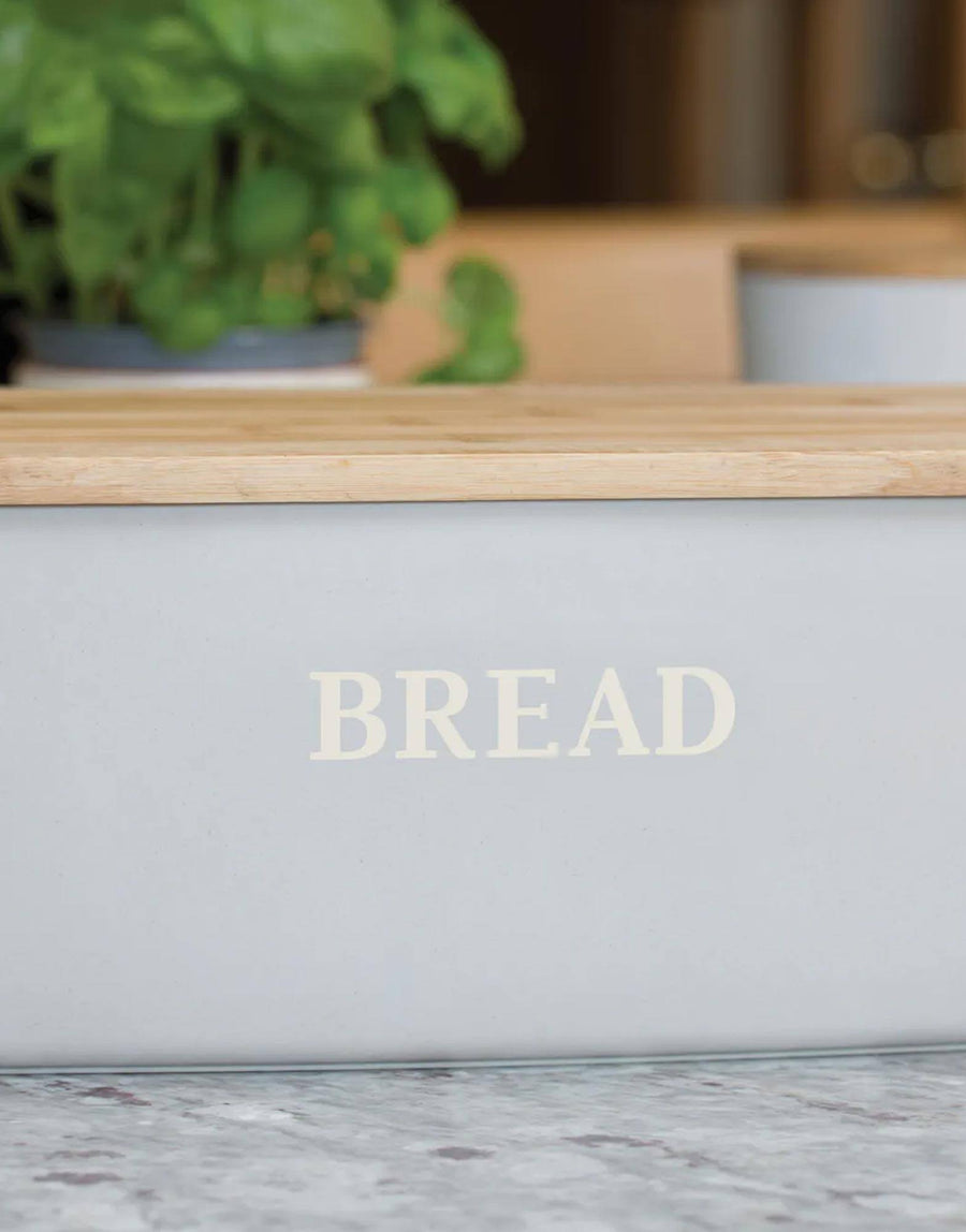 Natural Elements Eco friendly Bamboo Fibre Bread Bin