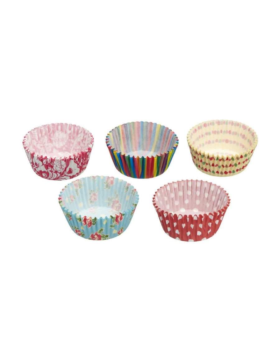 Paper Cake Cases  Assorted Pack of 250
