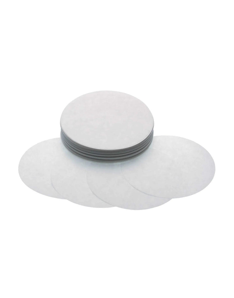 Quarter Pounder Hamburger Maker Wax Discs