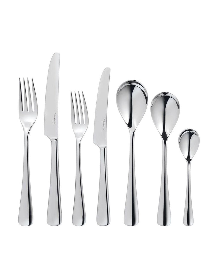 Robert Welch Malvern Bright 42 Piece Cutlery Set