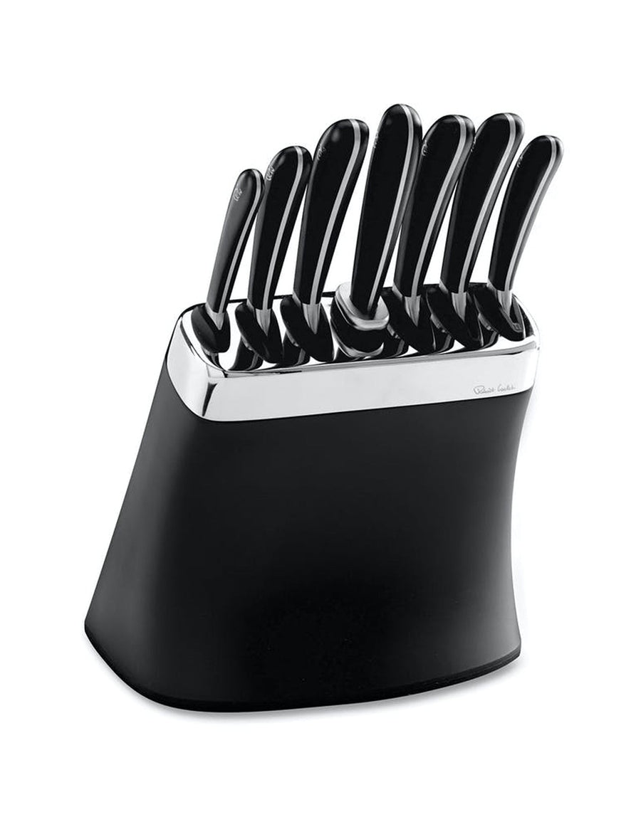 Robert Welch Signature 8 Piece Knife Block Set with Steel