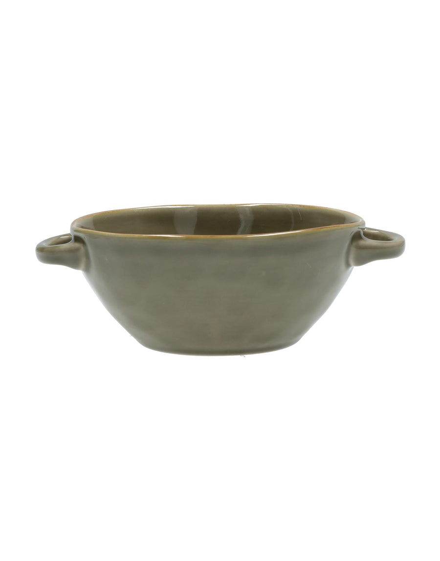 Rose & Tulipani Soup Bowl with Handles