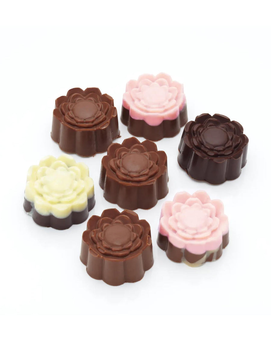 Roses Chocolate Mould