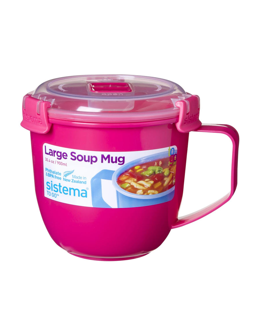 Sistema Soup Mug To Go 900ml