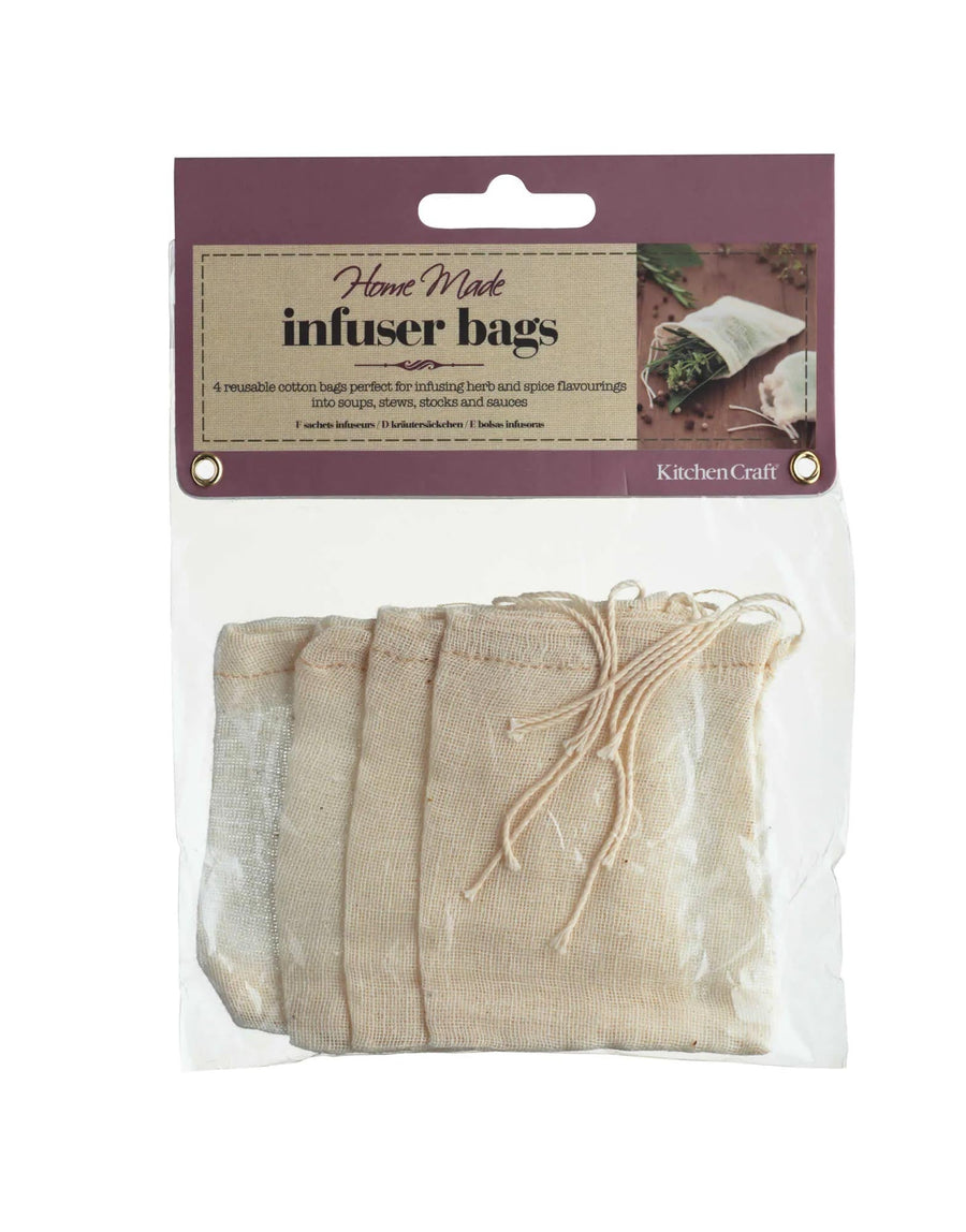 Spice Bags Pack of Four