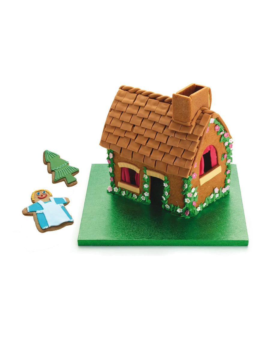 Gingerbread House Cutter Kit