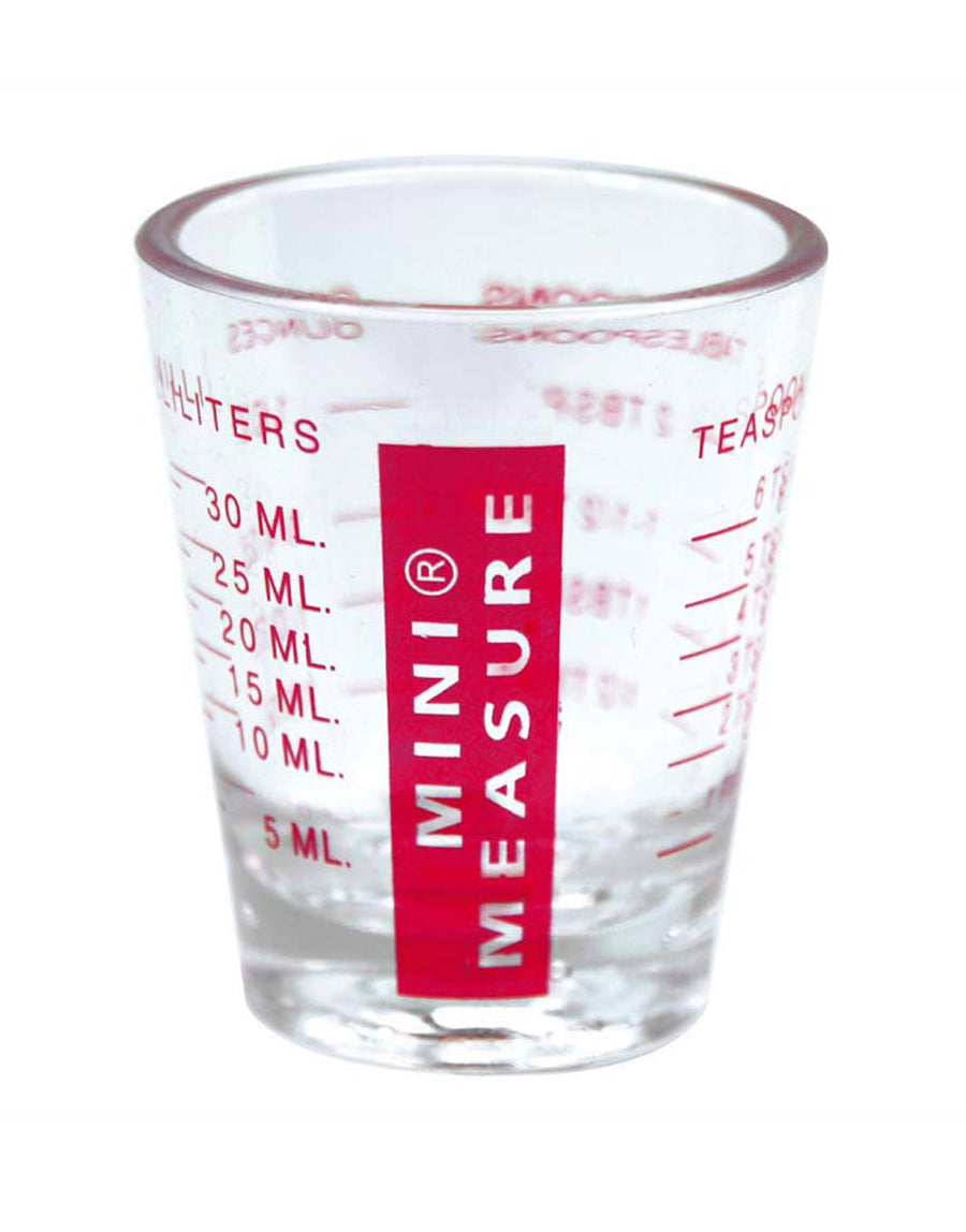 Swift Mini Measure Plastic Shot Glass