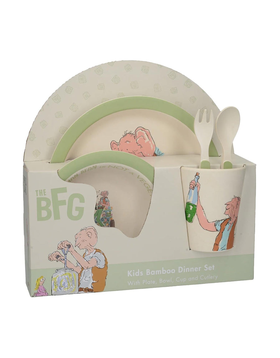 The BFG Dinner Set, 5 Piece
