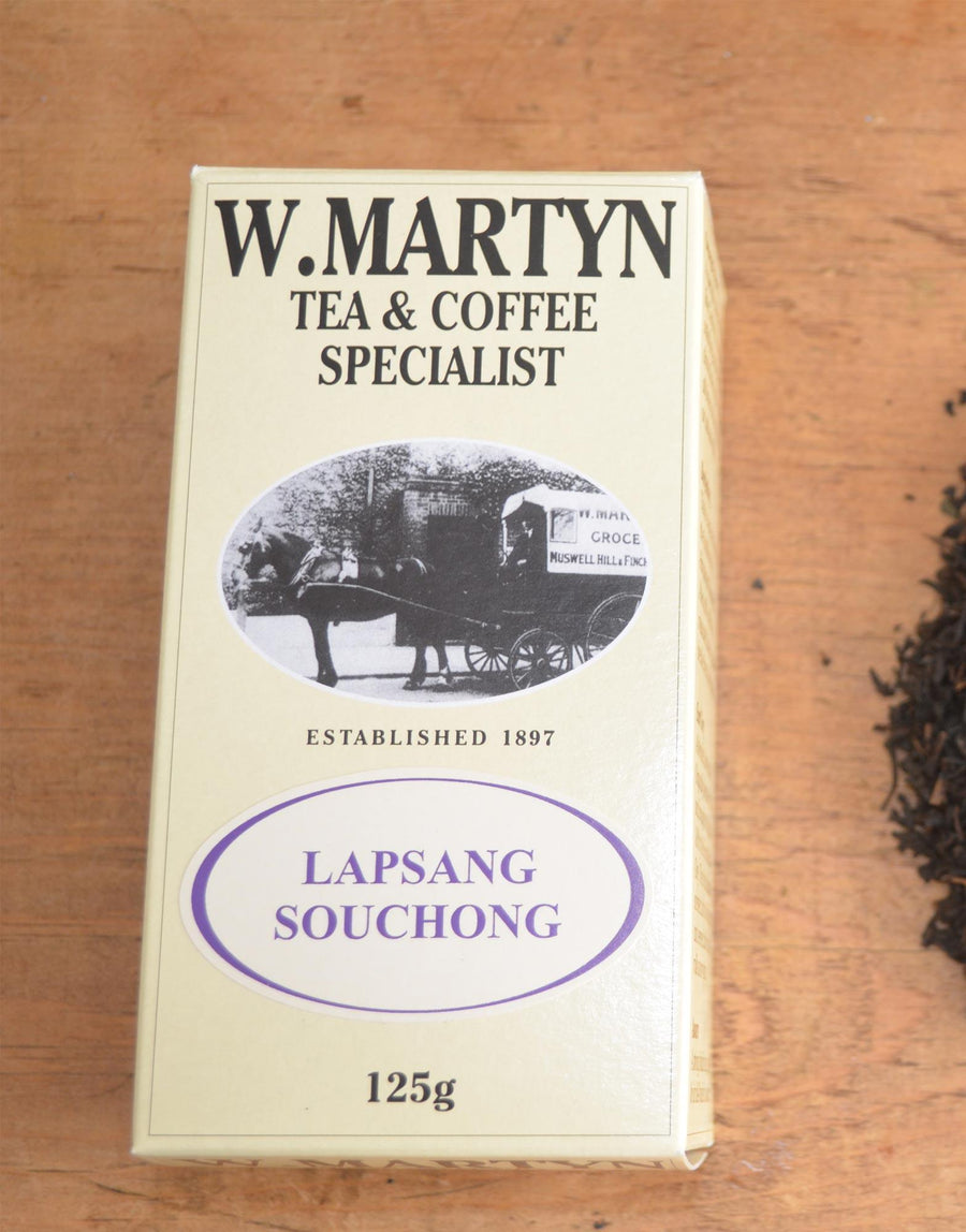 W Martyn Lapsang Souchong