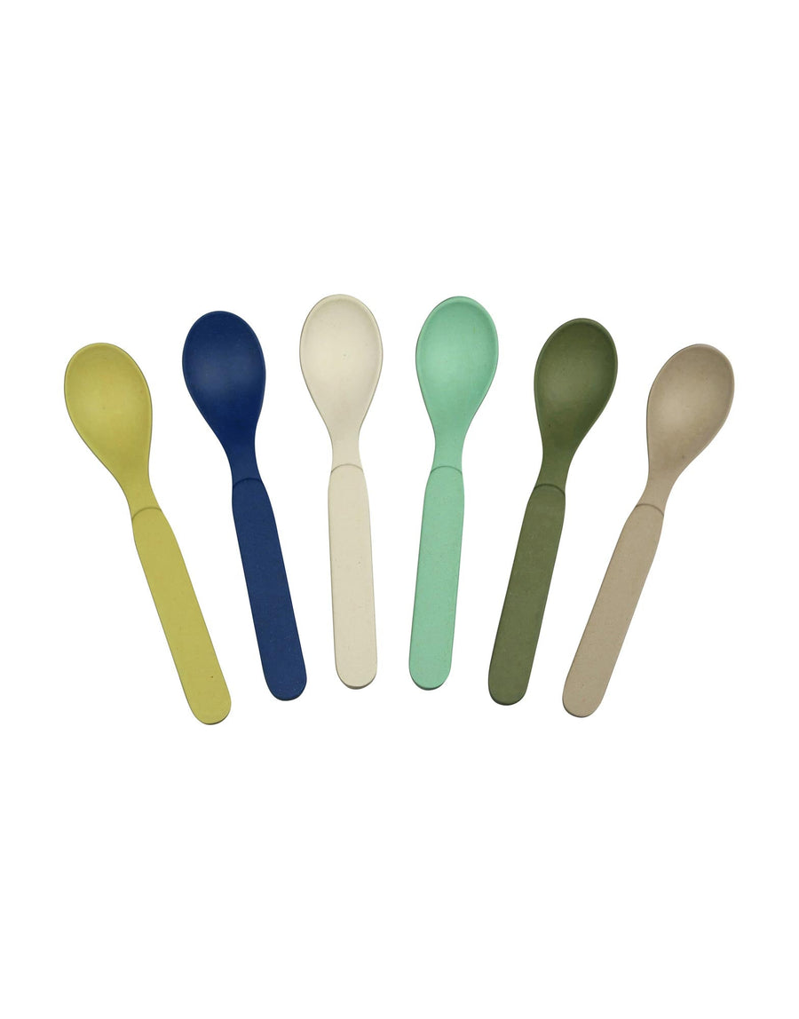 ZuperZozial Spoonful Of Colour Set of 6