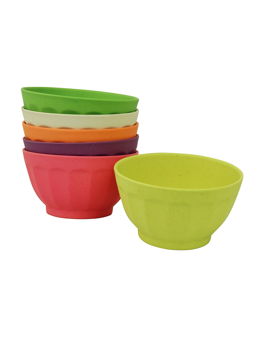 ZuperZozial Sweet Fortune Bowls XL Set of 6
