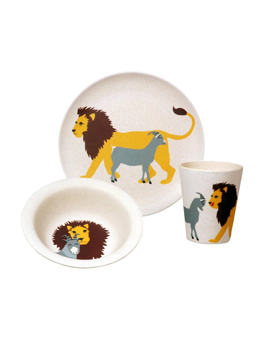 Zuperzozial Hungry Lion set