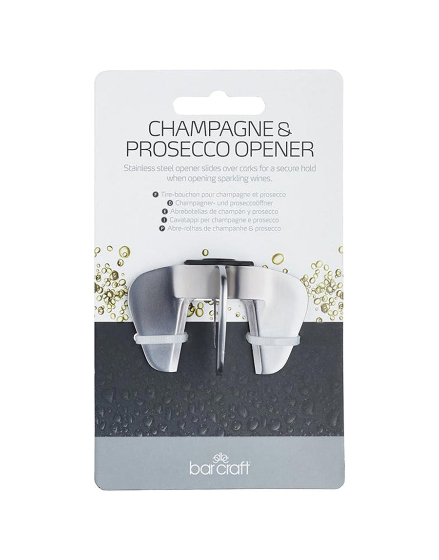 BarCraft Champagne and Prosecco Opener
