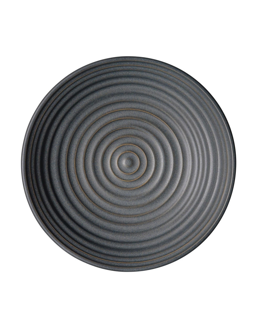 Denby Studio Grey Small Ridged Bowl