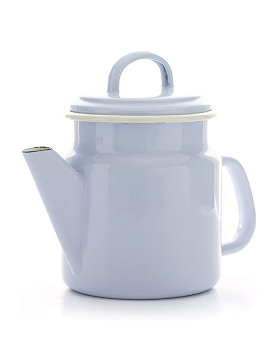 Enamel Coffee Pot 1.2L