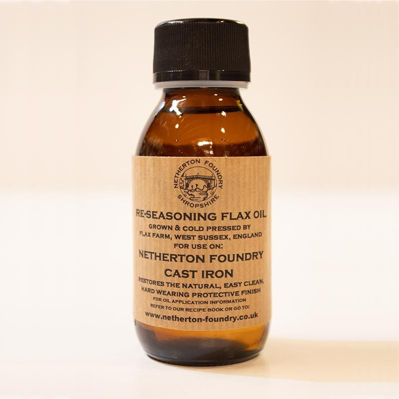Netherton Foundry Flax Oil