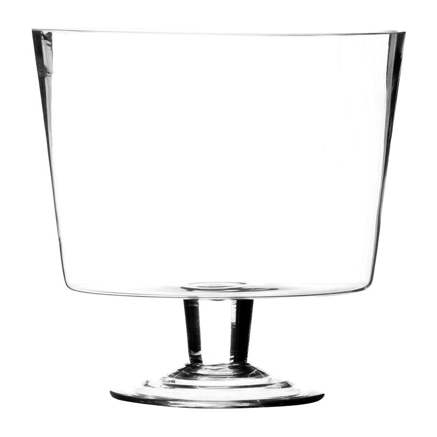 Footed Glass Trifle Bowl 20cm