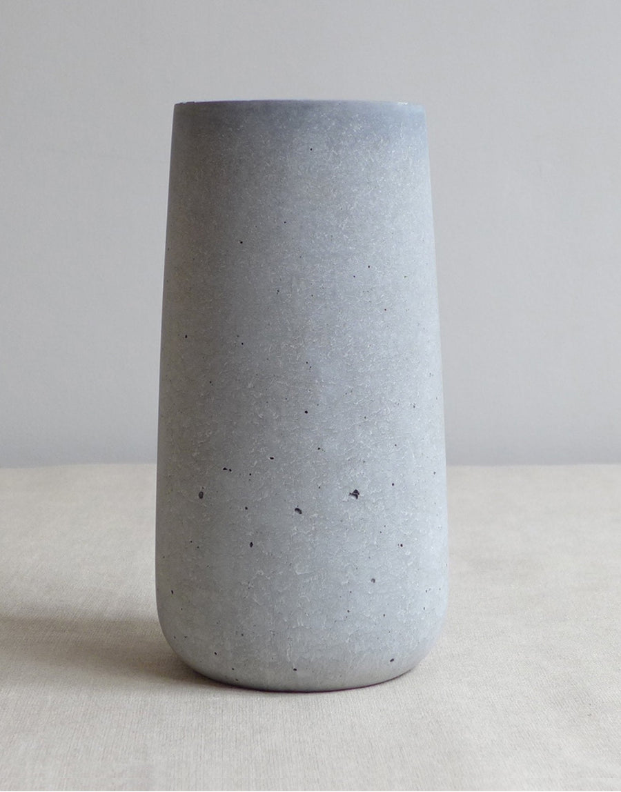 Wild and Wood Concrete Vase