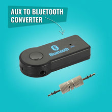 Load image into Gallery viewer, Aux to Bluetooth Converter