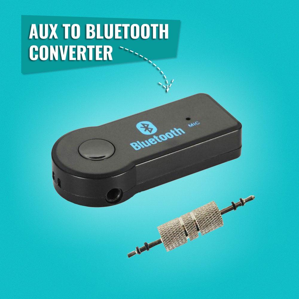 Aux to Bluetooth Converter