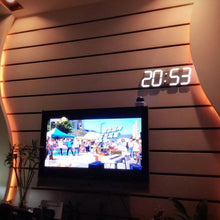 Load image into Gallery viewer, LED Wall Clock
