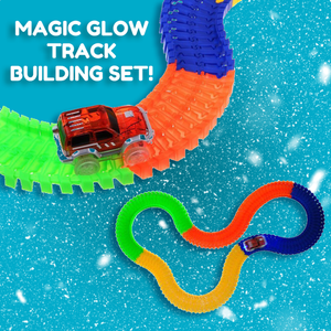 Magic Glow Track Building Toy