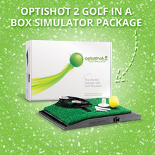 Load image into Gallery viewer, Optishot 2 Golf In A Box Sim