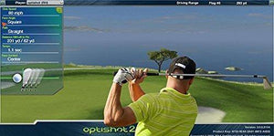 Optishot 2 Golf In A Box Sim