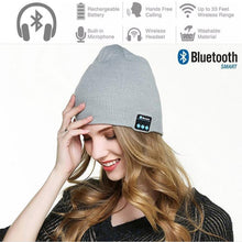 Load image into Gallery viewer, Music Bluetooth Beanie