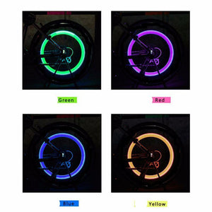 LED Tire Lights