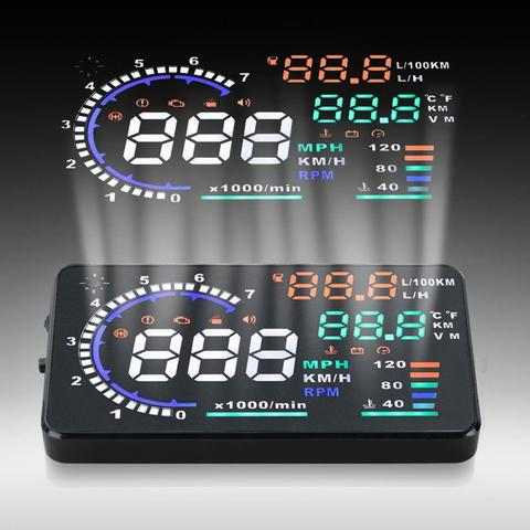 Multi-function Car HUD