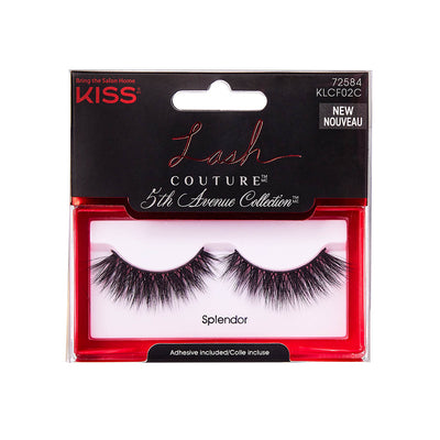 Kiss Lash Couture 5th Ave - Splendor KLCF02