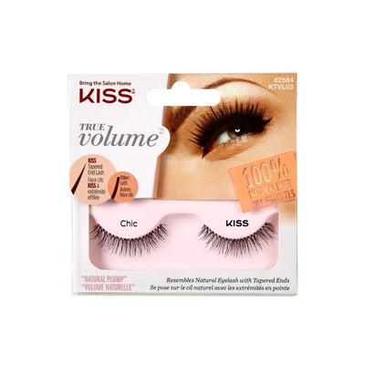 Kiss True Volume Lashes - Chic KTVL03C