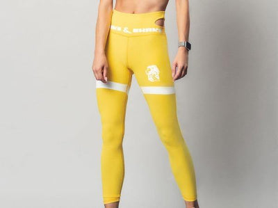 Neon Leggings | Wake&Shake Athletics