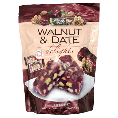 Alfred's Lane Walnut & Date Delights Alfred's Lane Original 17.6 Ounce