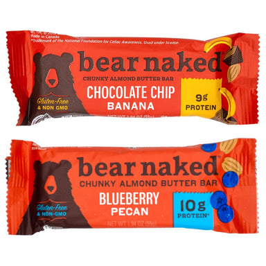 Bear Naked Almond Butter Bars Bear Naked